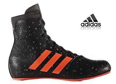 Adidas Boxing Shoes Kids KO Legend 16.2 AQ3513 Boxschuhe chaussures de boxe