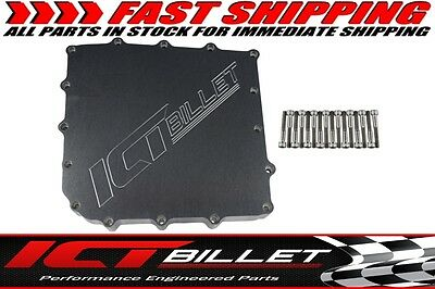 Billet Oil Pan Low Profile Kawasaki Ninja ZX10R 2006-2010