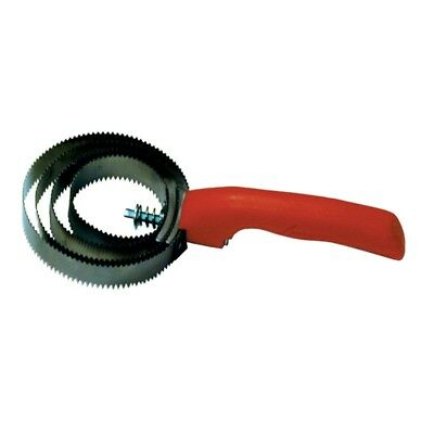 Intrepid International NEW Spiral Curry Comb - Economy Stainless Steel Blade
