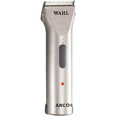 Wahl Arco Clipper Cordless Horse Grooming Tool Lighweight Rechargable Batteries