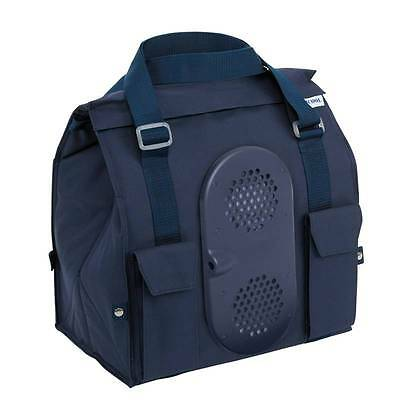 MobiCool S28 Navy Blue 12 V Thermo Electric Car Picnic Shopping Cool Bag