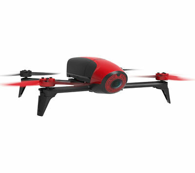 PARROT Bebop 2 Drone - Red - Currys