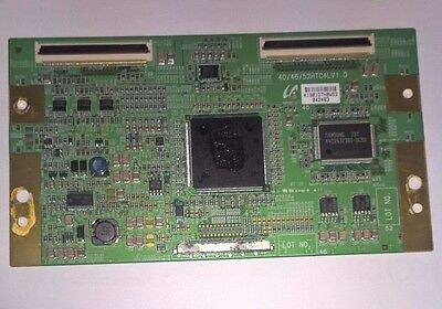 "SAMSUNG LCD TV 40"" le40m86bd T-CON BOARD UNIT 40/46/52HTC4LV1.0"