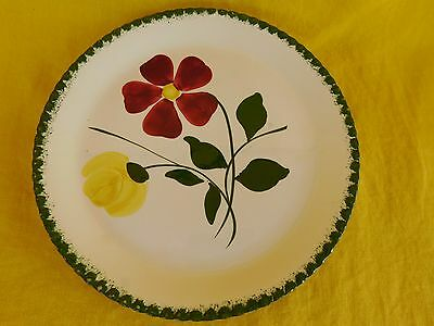 "Blue Ridge Southern Betty 11-3/4"" ROUND SERVING PLATTER *have more items to set*"