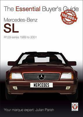 Mercedes-Benz Sl R129-Series 1989 to 2001, Julian Parish