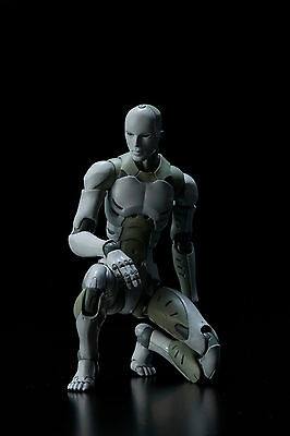 TOA Heavy Industries 1000Toys SYNTHETIC HUMAN 1/6 +RARE+ Sold Out + New Version