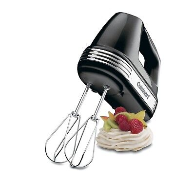 Cuisinart HM-70BKC Power Advantage 7 Speed Hand Mixer - Black
