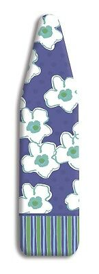 Whitmor 6467-834-HAPNES Supreme Ironing Board Cover and Pad Happiness Design