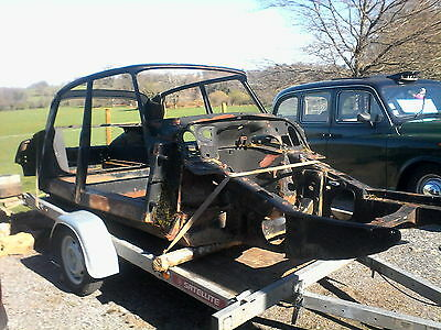 chassis ds citroen