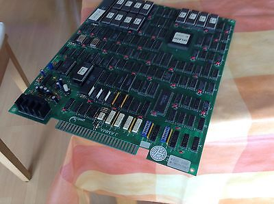Splash PCB / Jamma / Original / Galeco /  1992