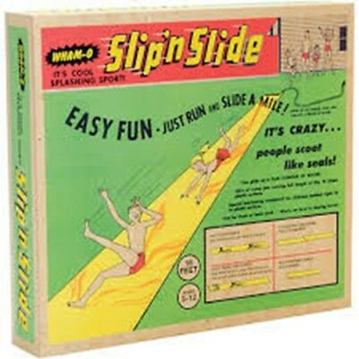 Slip n Slide Classic Package -- Great Outdoor Activity for Summer parties