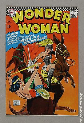 Wonder Woman (1942-1986 1st Series DC) #168 VG 4.0