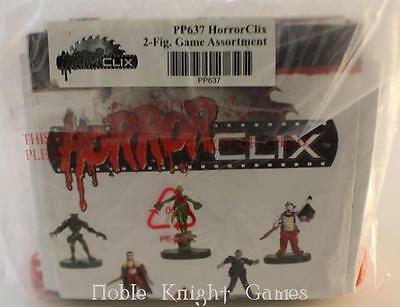 HorrorClix HorrorClix Promotional Game Assortment (Exclusive) Box SW