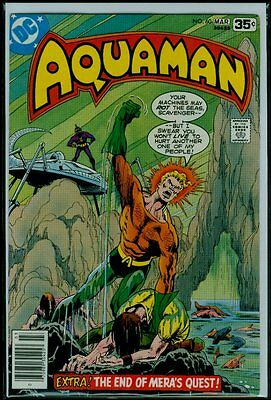 DC Comics AQUAMAN #60 The End Of Mera's Quest NM- 9.2