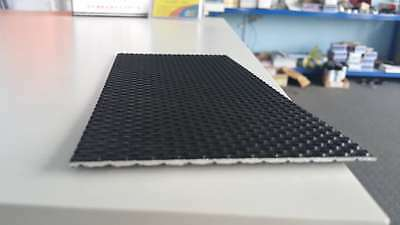 BLK Aluminum door mesh sheet 0.75m*2m*1.8mm thick---$115