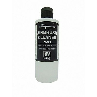 Vallejo Model Air 200ml Airbrush Cleaning Liquid