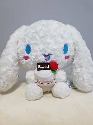 "Sanrio Cinnamoroll Plush 18"" Rare 15th Anniversary Birthday Furyu - Brand New"