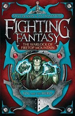 The Warlock of Firetop Mountain (Fighting Fantas, Steve Jackson, Ian Livingstone