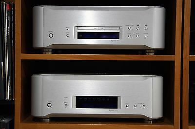 Esoteric P-02 / D-02 Cd/sacd Transport & Dac Combo - Excellent Condition!