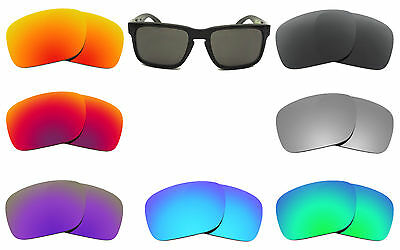 New Polarized Replacement Lenses for Oakley Holbrook in 7 colors