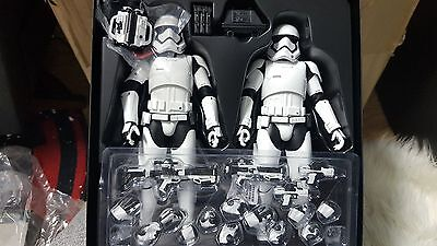 First order trooper pack Hot Toys 1/6 scale star wars
