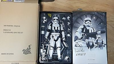 First Order Heavy Trooper Hot Toys 1/6 Scale Star Wars
