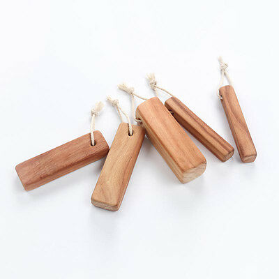 Natural Aromatic Wood Camphor Repellent Wardrobe Remove Clothes Drawer Odor