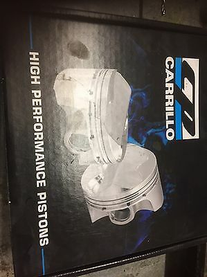 Ford Escort 2.0 BDG Forged Pistons BDA Twin Cam Rs1800 Full Set 90mm