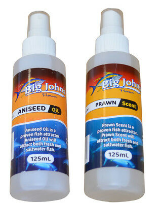 Big Johns Fishing Scent - Fishing Attractant Spray