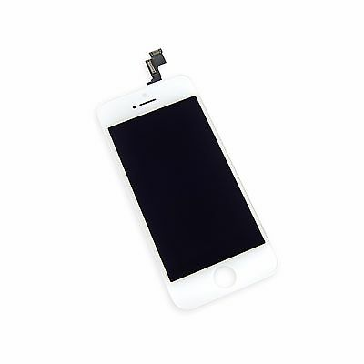 Apple iPhone 5S Replacement LCD Screen Digitiser Assembly A1457 A1533 WHITE