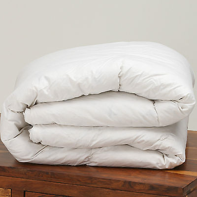 Hotel Quality Hungarian Goose Feather & Down Duvet Quilt 13.5 & 15 Tog All Sizes