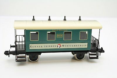 Märklin 54718 Passenger car Kenner drinking Württemberger 1 gauge