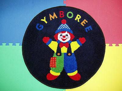 Gymboree Luxury Gymbo Carpet Mat - Rubber Backed - Brand New & Mint Condition