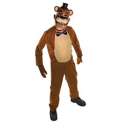 Childs Five Nights at Freddys Freddy Costume Boys Fancy Dress Costume 630098