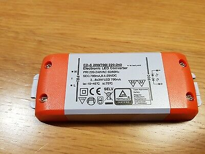 High end constant current 700ma  led driver