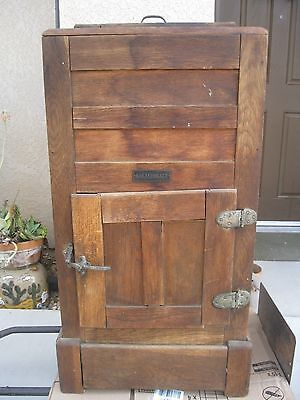 Antique Knickerbocker Ice Box