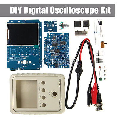 Digital Orignal Tech DS0150 15001K DSO-SHELL Oscilloscope DIY Kit With Housing