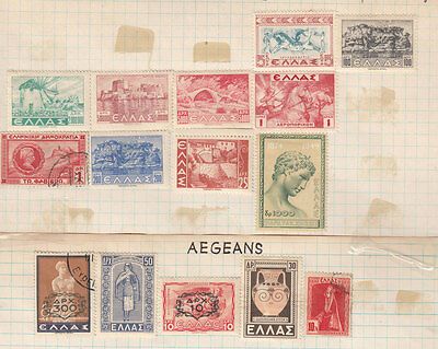 GREECE ^^^^^OLDER  mostly  MINT  collection   hcv @ f1316xxbgree