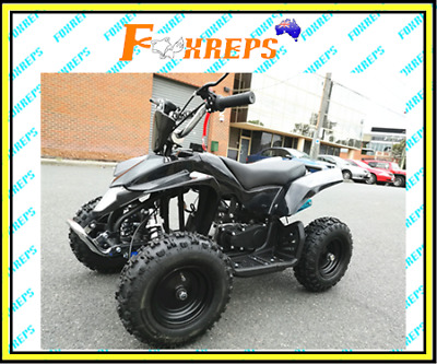 new 2017 model 49cc mini quad bike ATV 4 wheeler kids 2 stroke mini bike