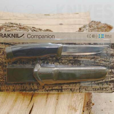 MORAKNIV Companion MG HC Heavy Duty COLTELLO DA CAMPEGGIO (FIXED BLADE) 12210