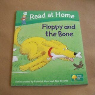 Read at Home: Floppy and the Bone, Cynthia Rider | Paperback Book | Good | 97801