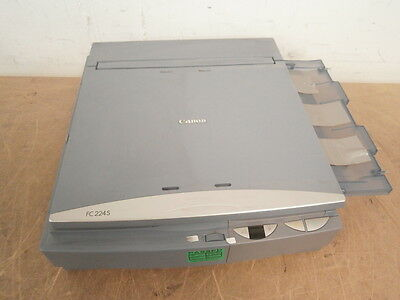 Canon FC 224 S F13500 Portable Personal Copier ** WORKING ** including.VAT