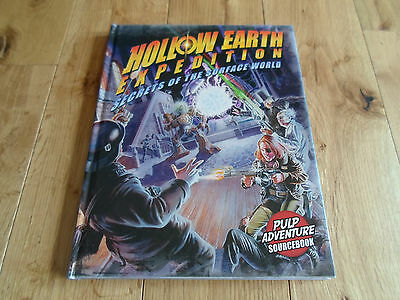 Hollow Earth Roleplaying Game Secrets of the Surface World Supplement (NEW/MINT)