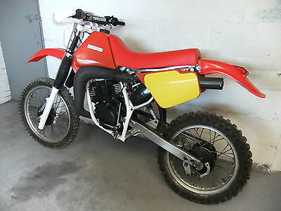 1989 CCM 350cc FUN BIKE * DIRT BIKE * GOOD ORDER  * READY FOR THE SUMMER