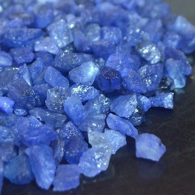 100.00 Ct Natural African Earth Mine Blue Sapphire Loose Gemstone