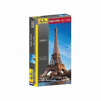 1:650 Heller Eiffel Tower Model Kit - 1650 Eiffelturm 1zu650 Tour