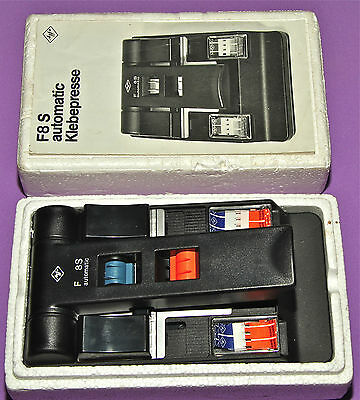 Agfa F8S Automatic Super 8 Tape Splicer