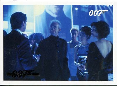 James Bond Archives 2014 Tomorrow Never Dies Gold Parallel #25