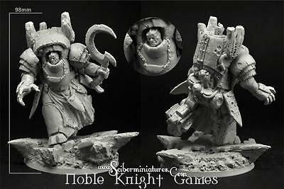 Scibor Monstrous Miniatures Fantasy Mini 28mm Rotten Lord #2 (resculpt) MINT