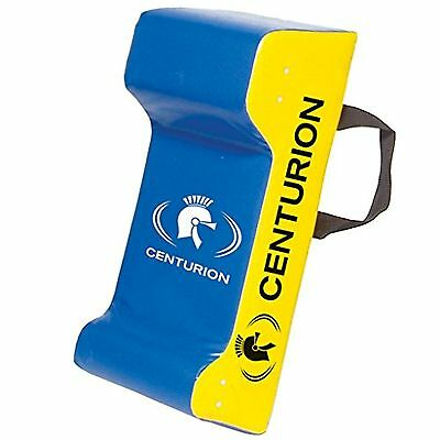 Centurion Maori Tackle Shield, Blue, Junior, rugby, training, padded, straps